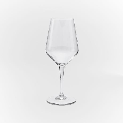 Electra Red Wine, Clear, Set of 6, 18.5Oz