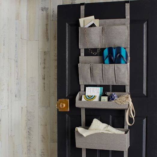 Bamboo Laundry Collection, Over the Door Organizer