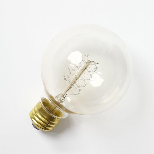Vintage Globe Bulb