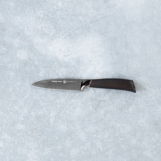 Schmidt Brothers Titanium Cutlery, Pairing Knife