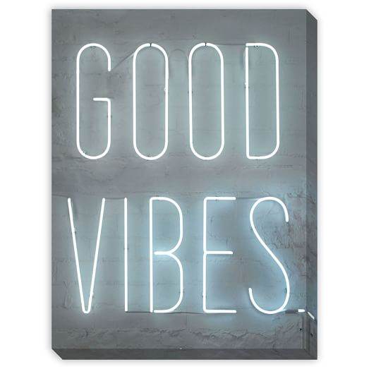 Wall Art, Good Vibes