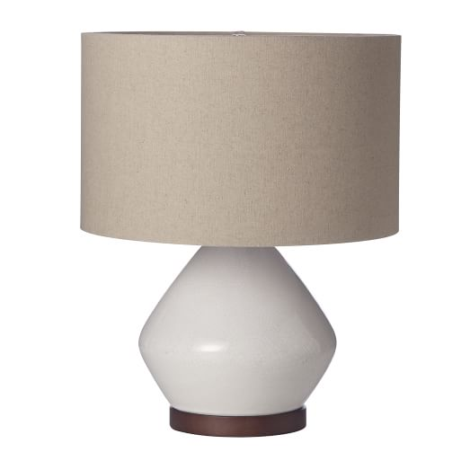 Mia Lamp, White