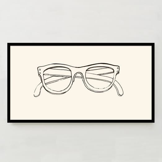WE Print Collection, Sunglasses