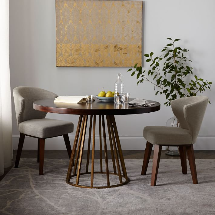West Elm Addison Round Dining Table Tables