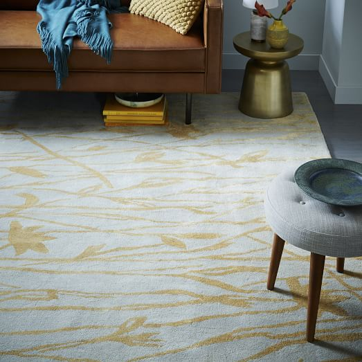 Achilles Rug From The Botanical Rugs I Collection At Modern Area