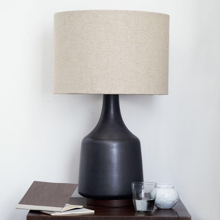 morten table lamp  west elm, Lighting ideas
