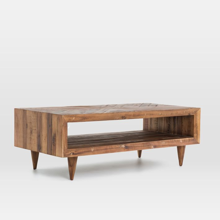Mixed Wood Coffee Table. Online Only. $1,199. Quicklook