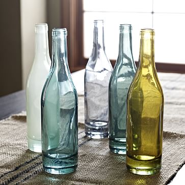 Recycled Glass Vases West Elm