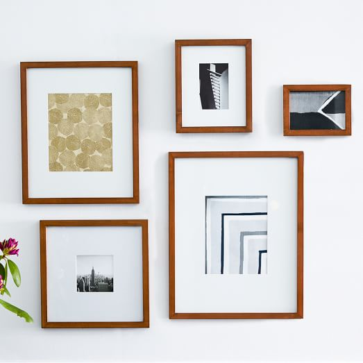 gallery frames acorn west elm