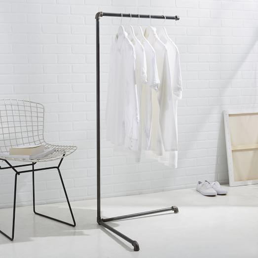 Monroe Trades Clothing Rack, 51