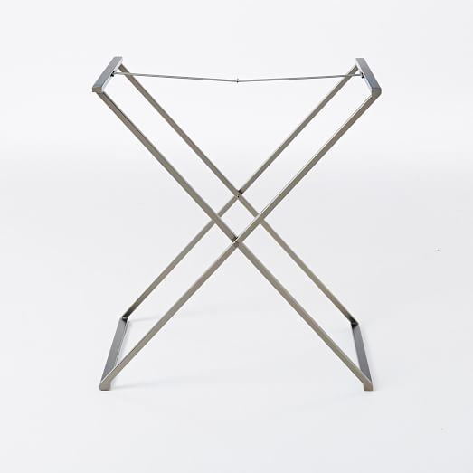 Butler Tray Stand, Antique Bronze