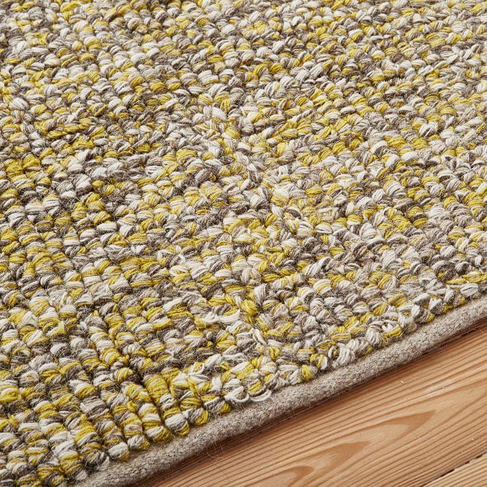 Wool Loop Rug Home Decor