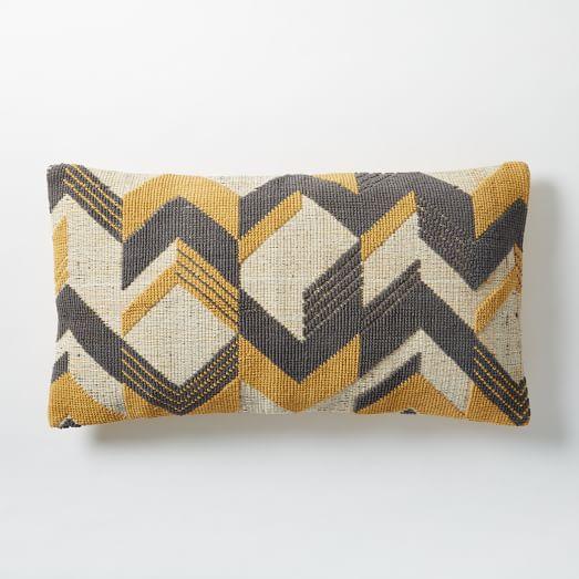 Broken Arrow Pillow Cover, 14