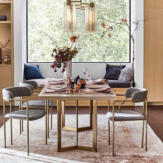 Lenox Dining Chair West Elm