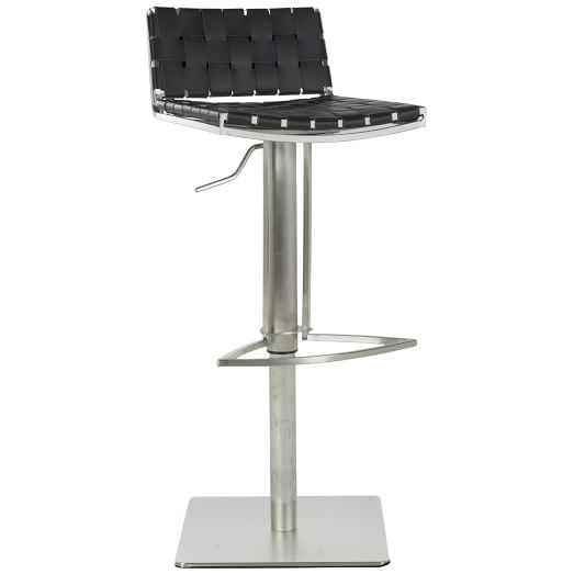Woven Leather Barstool west elm : woven leather barstool 3 c from www.westelm.com size 523 x 523 jpeg 10kB
