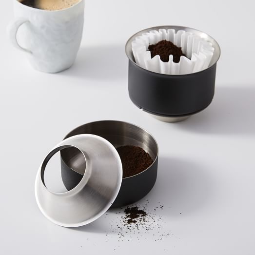Fellow Stagg X Pour-Over Dripper, Matte Black